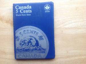 Canadian Nickel Collection