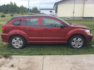 2009 Dodge Caliber Hatchback SXT