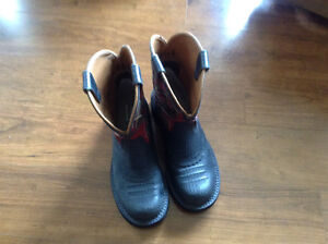Womens Ariat Leather cowboy boots