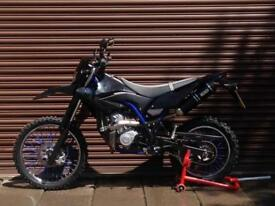 Yamaha WR 125 R 2013. Arrow exhaust Only 6620miles Nationwide Delivery Available