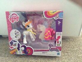 "Brand new My Little Pony ""Rarity"""