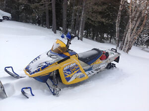 2007 skidoo summit XRS 800R