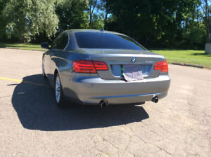 2011 BMW 3-Series 335 Coupe (2 door)