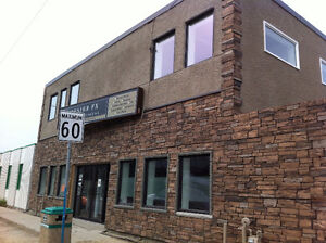 Main Floor Location!!! Showroom/Offices - Beautifully Renovated