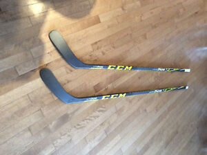 CCM ultra tacks hockey sticks