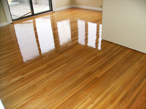 Hardwood Floor Refinishing, Staircase and Railing Refinishing London Ontario image 6