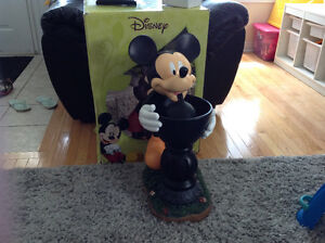 Mickey Mouse Fountain