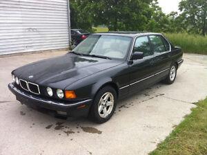 BMW 750il used parts!!! V12 E32