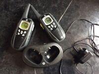 Motorola XTR446 Twin Two Way Radio Set