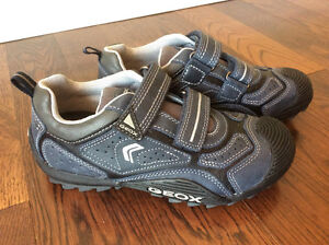 Geox shoes - never used size 3 - boy!!