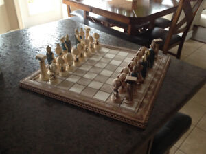 Porcelain Chess Set SOLD