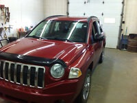2007 Jeep Compass Sport with Low km's