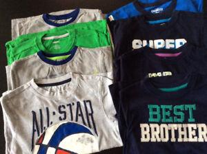 Boys Gymboree, Osh Kosh, Gap Pants , Shirts, Shorts Size 7