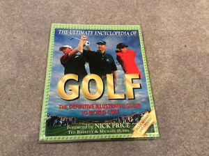 The Ultimate Encyclopedia of Golf