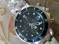 Omega watch speedmaster seamaster