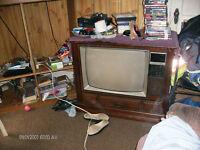 Rca Floor Model  TV