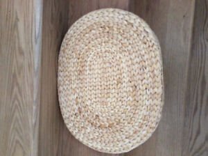 5 Hand Woven Placemats