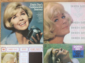 Doris Day Records $20 For All 4 Records Kingston Kingston Area image 2