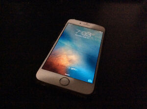 GOLD iphone 6 64 GB - BELL / VIRGIN - BUY OR TRADE