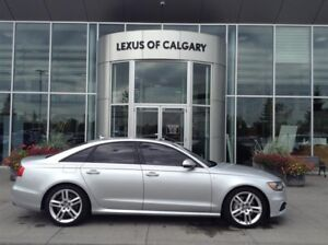 2014 Audi A6 3.0 8sp Tip Progressiv Land of Quattro Edition 3.0