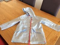 JOULES GIRLS JACKET AGE 7