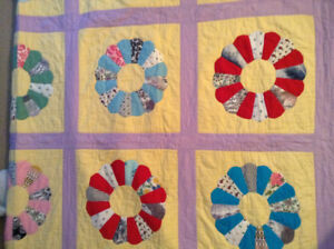 Quilt 69 x 90 in , never used