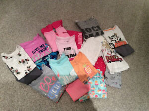 Toddler Girl Summer to Fall Clothing 2T-3T