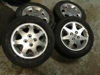 Mags wheels roues 4 X 100