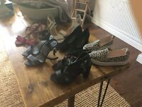New look brand new shoes size 4 bundle job lot will sell separately