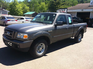 2007 FORD RANGER, 113,000 KMS, 832-9000 OR 639-5000