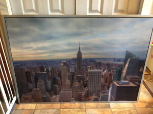 New York skyline picture