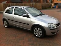 Vauxhall Corsa SXI 1.2 Petrol, 2006 (06 Plate) 61k **Ideal For New Drive** £950