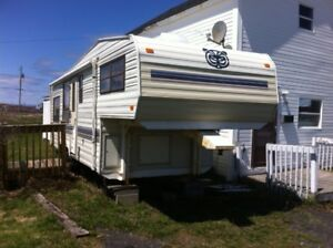1989 prowl 26 fifth wheel for sale