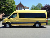 SPECIAL BENZ PASSANGER BUS SERVICES FOR PARTIES