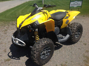 2012 Can-am REDUCED