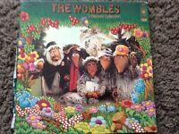 Wombles 3 record collection