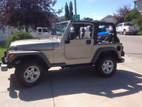 2006 Jeep TJ Sport - Fantastic Condition