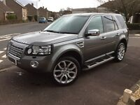 Low mileage Freelander 2 TD4 GS 2.2