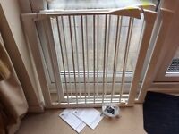 Mothercare Pressure Fix Wide Walk-through Safety Gates