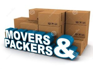 MOVERS ⏰AVAILABLE⏰ LAST MINUTE ⏰ SHORT NOTICE⏰@6475511011  Kitchener / Waterloo Kitchener Area image 1