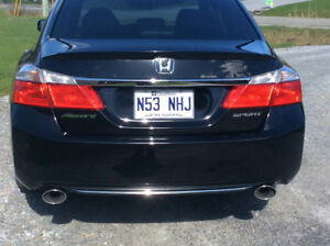 2013 Honda Accord Sport Berline