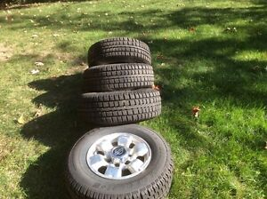***WINTER TIRES*** COOPER 235/70R15