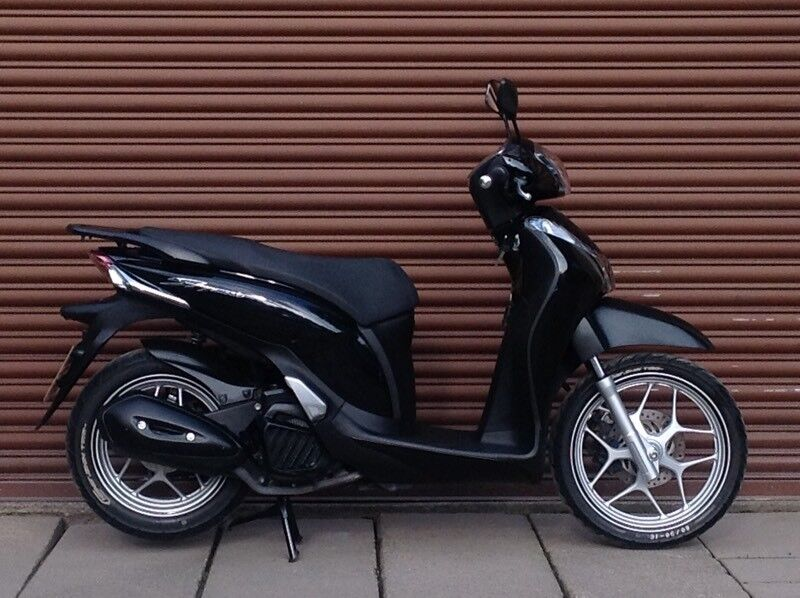 Honda anc sh 125 f 2016 only 3937miles delivery for Honda credit card