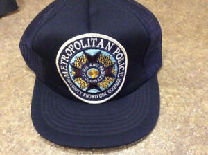 Toronto police base ball hats