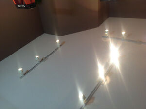 Track lighting for sale $10 each  includes  bulbs!!!!!!!