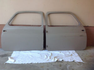 Brand New Vintage Fiat 500 N and D Doors parts