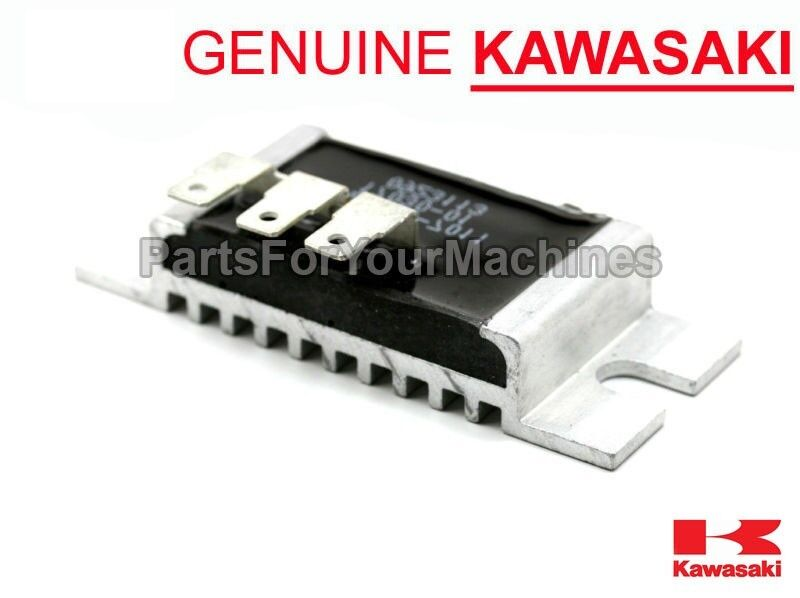OEM VOLTAGE REGULATOR, 21066-7011, KAWASAKI FH661V, FH680V, FH721V, 11D1