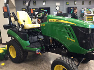 JOHN DEERE NEW 2018 1025R CLEARANCE SALE-SAVE OVER $5000.