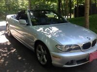 2004 BMW 3-Series Convertible in prestige condition-Reduced!!!!