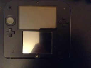used 2ds with charger and sd card